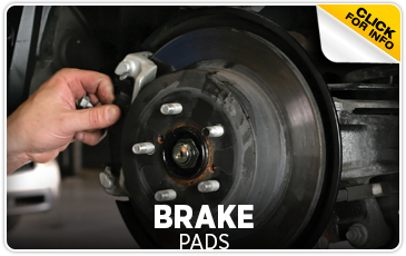 Click to learn more about Subaru brake pads in Redwood City, CA