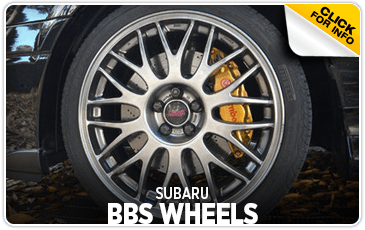 Click to view our Subaru BBS Wheels information serving San Francisco, CA