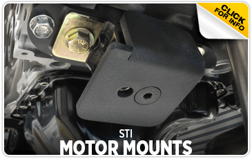 Click to view our Subaru STI Motor Mounts information serving San Francisco, CA