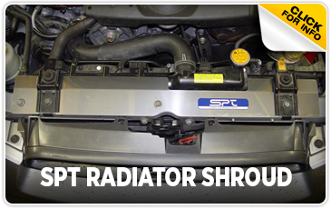Click to Research Our Subaru SPT Radiator Shroud Performance Parts Information Serving San Francisco, CA