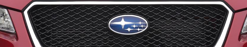 Genuine Subaru Sport Mesh Grille performance parts available in Redwood City, CA