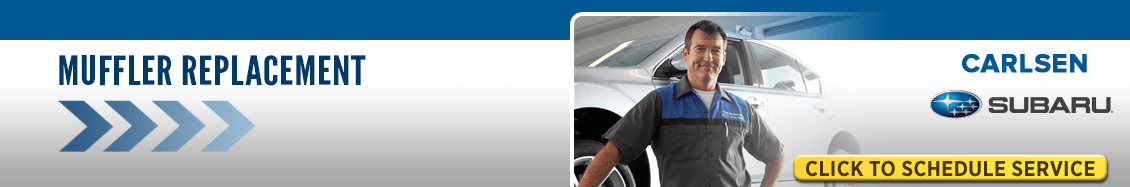 Subaru Muffler Replacement & Repair Services Research in Redwood City, CA