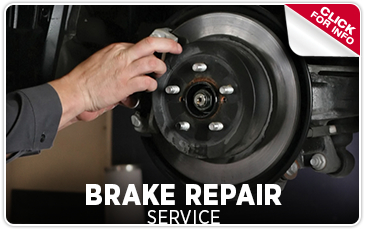 Click to Learn More About Our Brake Repair Service Serving San Francisco, CA