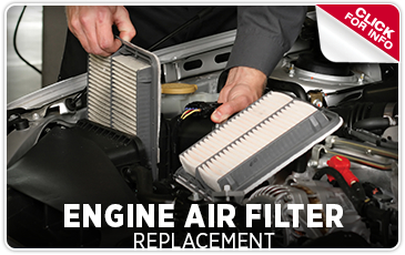Click For Subaru Engine Air Filter Replacement Service Serving San Francisco, CA