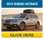 Click to Compare the 2015 Forester and Outback Models