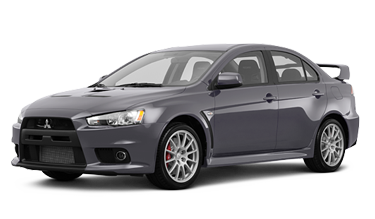 2015 Mitsubishi Evolution