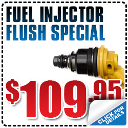 Subaru Fuel Injection Flush Service Coupon Special San Francisco, CA