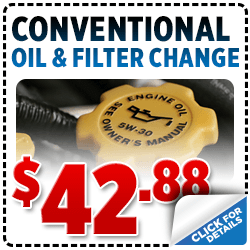 Click to View Our Subaru Conventional Oil Change Service Special serving San Francisco, CA