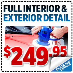 Click to browse our Full Interior and Exterior Detail service special at Carlsen Subaru serving San Francisco, CA