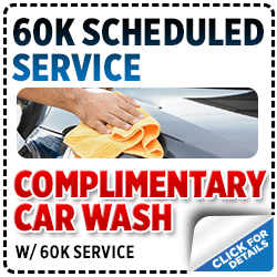 Click to browse our 60,000 mile service special at Carlsen Subaru serving San Francisco, CA