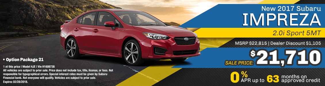 New Subaru Impreza Special Savings San Francisco Bay Area CA - Subaru bay area dealers
