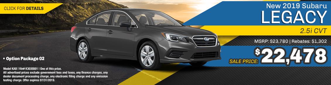 Subaru Lease Deals & Special Offers   Carlsen Subaru in