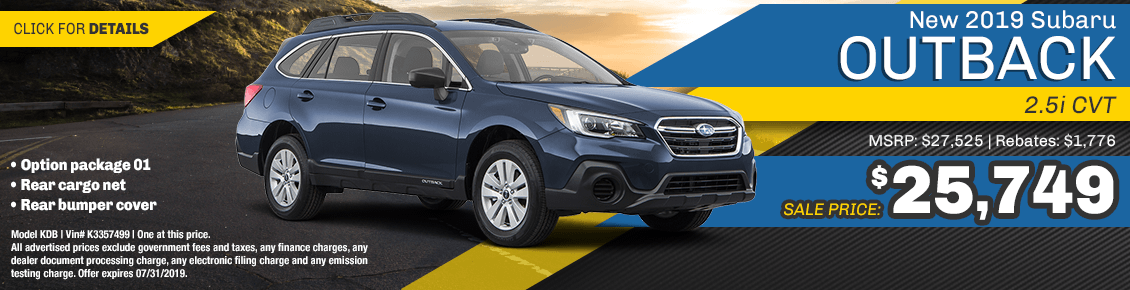 Subaru Lease Deals & Special Offers | Carlsen Subaru in