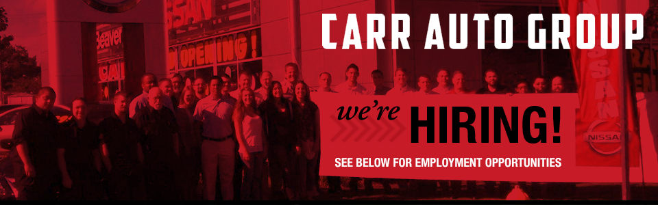 Carr Auto Group Employment Opportunities in Beaverton, OR
