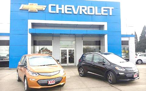 Carr Chevrolet Employment