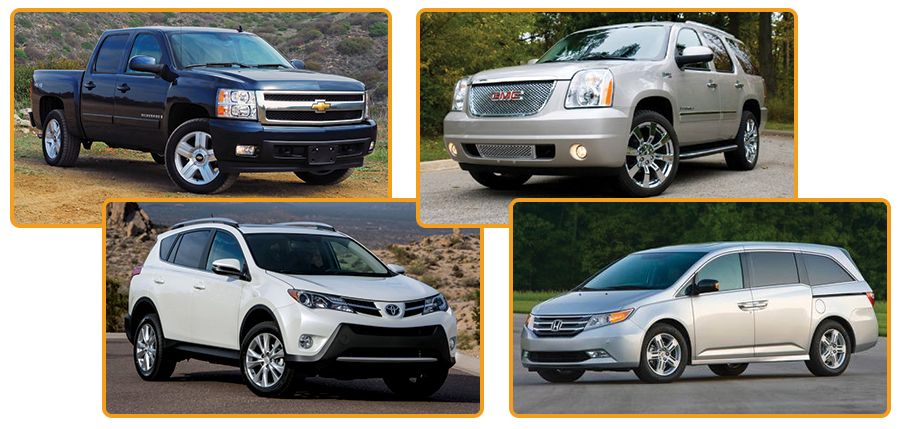 Carr Chevy is Interested in Purchasing these vehicles