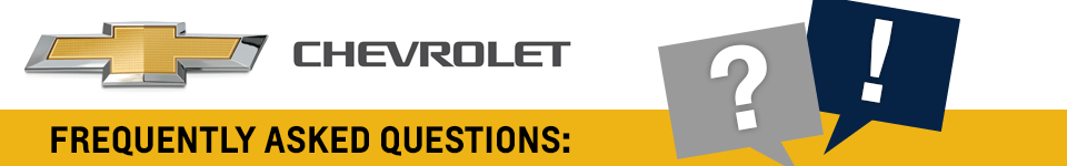 Frequently Asked Service Questions at Carr Chevrolet in Beaverton, OR