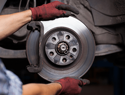 Bring Your Chevy to Carr Chevrolet for your next brake service!
