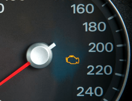 What does the Check Engine Light Mean in my Chevy