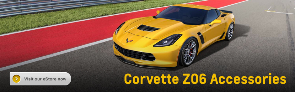 Click to Buy Genuine Chevrolet Corvette Accessories