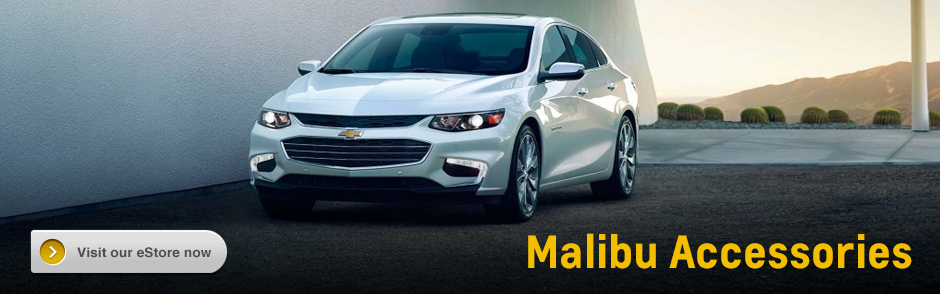 Click to Buy Genuine Chevrolet Malibu Accessories