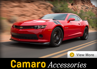Click For Chevrolet Camaro Accessories in Salem, OR