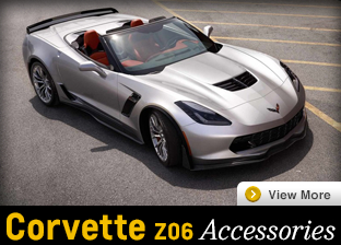 Click For Chevrolet Corvette Accessories in Salem, OR