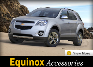 Click For Chevrolet Equinox Accessories in Salem, OR