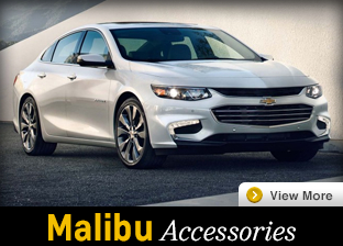 Click For Chevrolet Malibu Accessories in Salem, OR