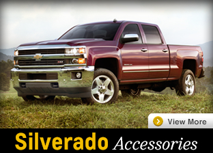 Click For Chevrolet Silverado Accessories in Salem, OR