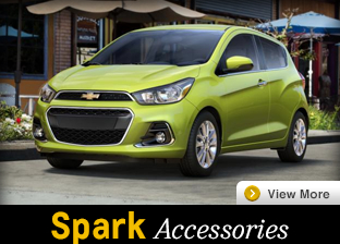 Click For Chevrolet Spark Accessories in Salem, OR