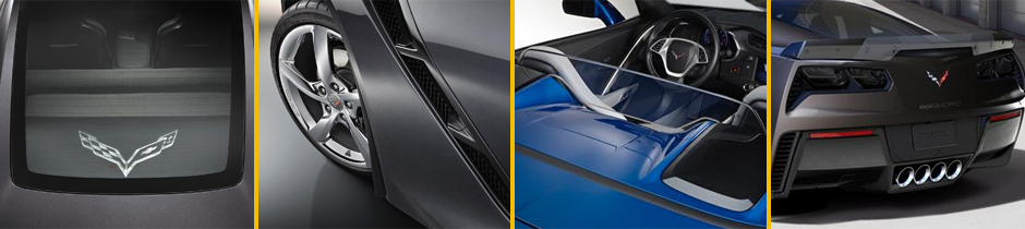 Popular Chevrolet Corvette Accessories