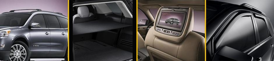 Genuine Chevrolet Traverse Accessories | Beaverton Car Accessories