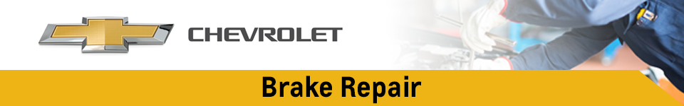 Chevrolet Brake Service Information in Beaverton, OR