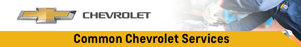 Chevrolet Service Information Pages at Carr Chevrolet