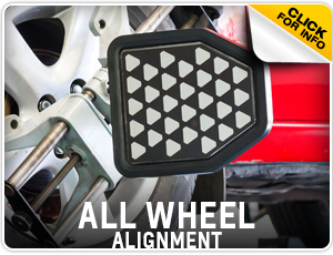 View All-Wheel Alignment Information at Carr Chevrolet