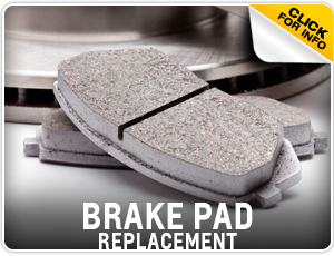 Click here to learn more about Chevrolet Brake Pad Replacement service in Beaverton, OR