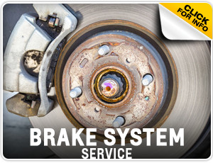 View Brake System Service Information at Carr Chevrolet