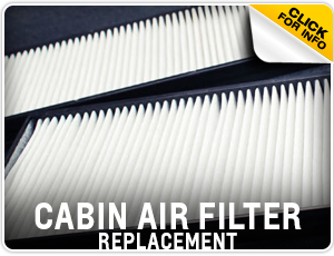 Click here to learn more about GM cabin air filter replacement service from Carr Chevrolet serving Portland, OR
