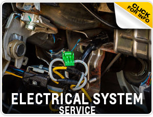 Click to view our Chevrolet electrical system service information in Beaverton, OR