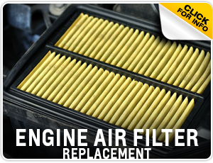 Click here to learn more about GM engine air filter replacement service from Carr Chevrolet serving Portland, OR