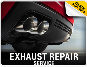 Click to view our Chevrolet exhaust repair service information in Beaverton, OR