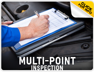 Click here to learn more about GM multi-point inspection service from Carr Chevrolet serving Portland, OR