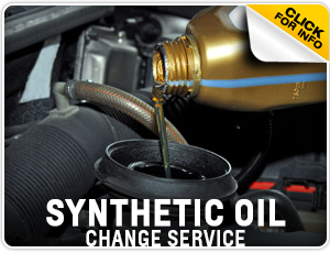 Click to research our synthetic oil change service at Carr Chevrolet in Beaverton, OR