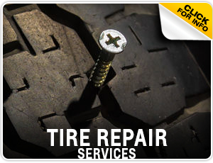 Click to research our tire repair service at Carr Chevrolet in Beaverton, OR