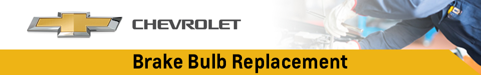 Click to Schedule Your Chevrolet Brake Bulb Replacement Service in Beaverton, OR