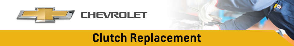 Click to Schedule Your Chevrolet Clutch Replacement Service in Beaverton, OR