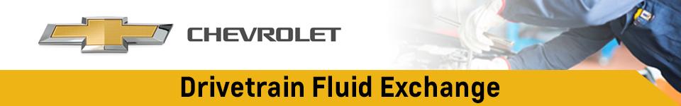 Click to Schedule Your Chevrolet Drivetrain Fluid Exchange Service in Beaverton, OR