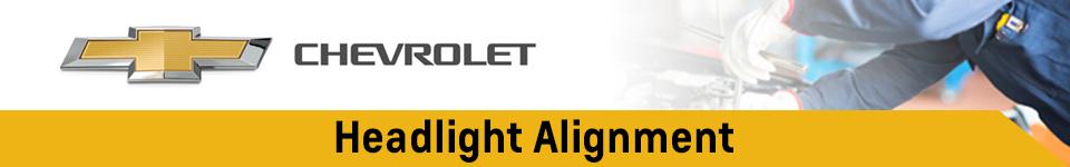 Chevrolet Headlight Alignment Interior & Exterior Repair Information in Beaverton, OR