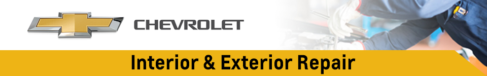 Chevrolet Interior & Exterior Service Information in Beaverton, OR